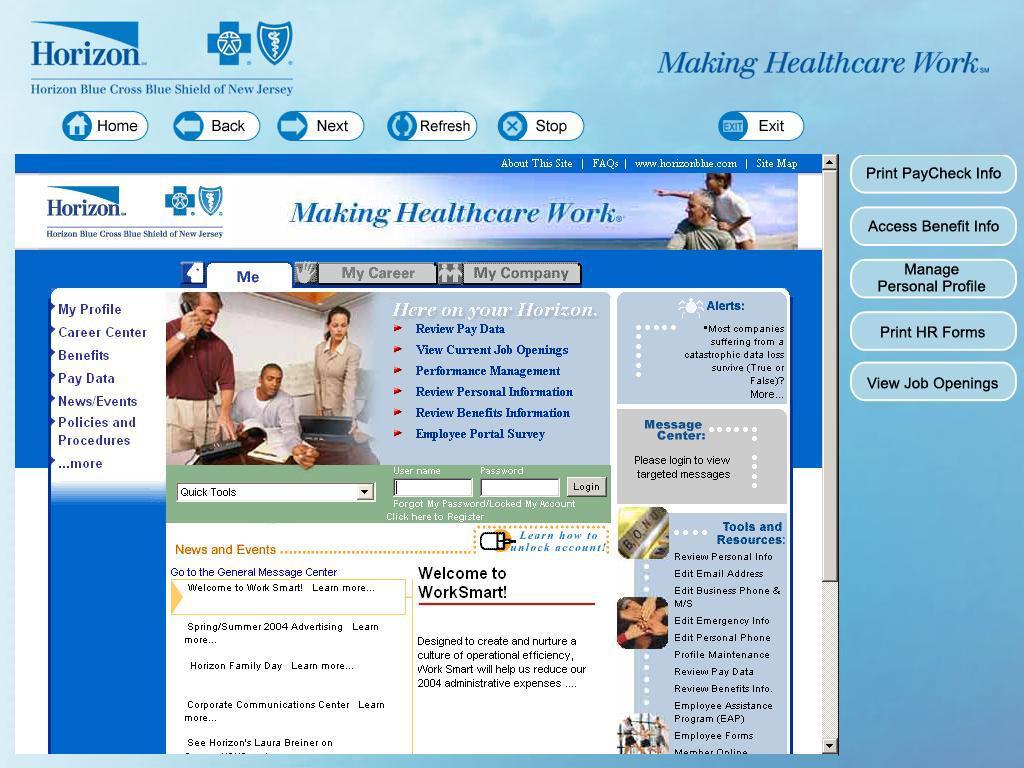 Health Care Digital Signage and Kiosk - Livewire Digital - Kiosk ...