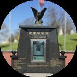Fallen Heroes Memorial Tribute Kiosk