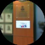 Stevenson Academic Hall of Fame Kiosk