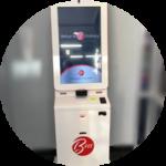 24-Hour BFit Gyms Membership Purchase Kiosk
