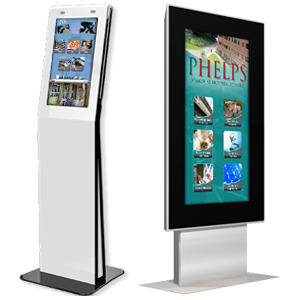 eConcierge applications, kiosk Solutions, Kiosk Applications