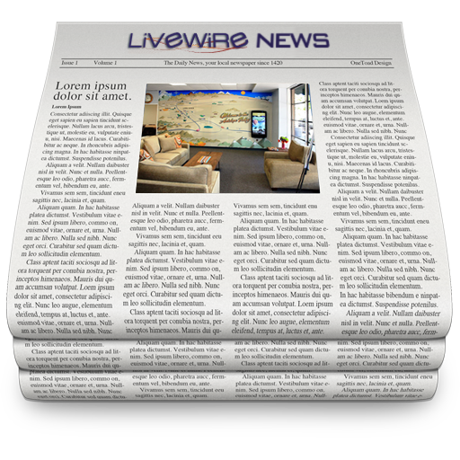 Livewire News, Blog, PR