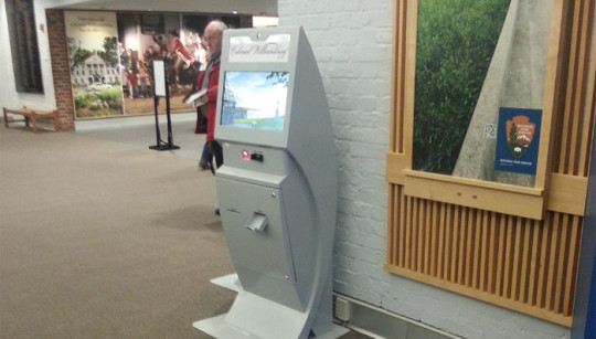 Keeping an Old-Fashioned Feel Using New-Age Kiosks