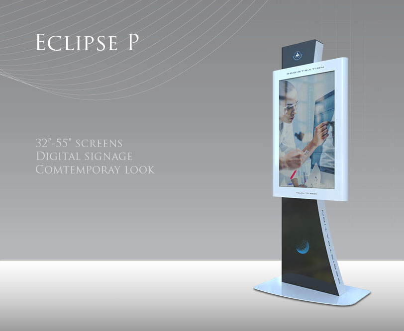 how to build an info kiosk