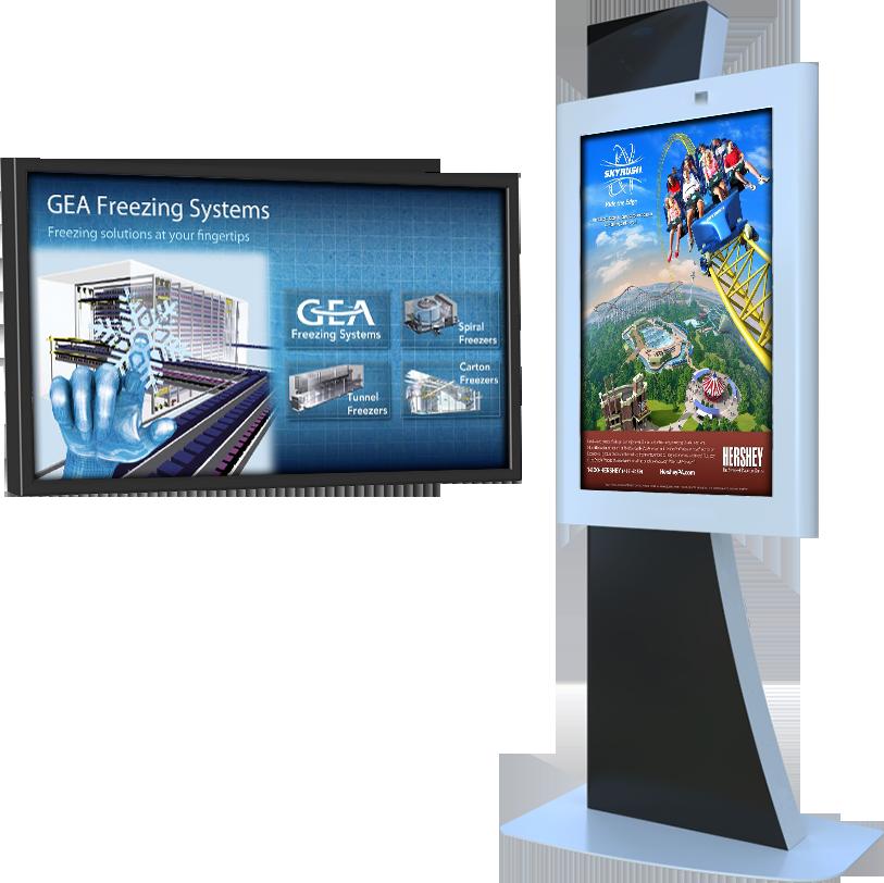 Commercial - Livewire Digital - Kiosk Software