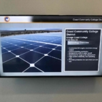 Sunpower Digital Sign