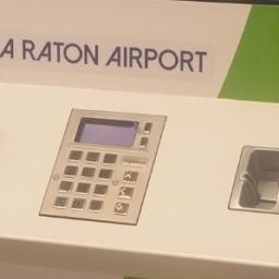 Boca Raton Kiosk EMV