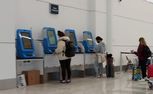 Bermuda Airport Customs Duty Tax Payment Kiosks