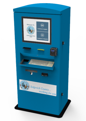DMV Payment Kiosk
